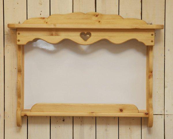 画像1: カントリー家具 ホワイトボード (1)