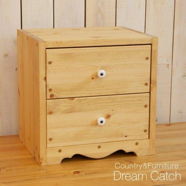 画像1: カントリー家具 キューブBOX1 (1)