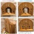 画像3: カントリー家具 ペット仏壇 壁掛けメモリアルボックス  (3)