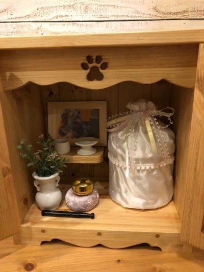 画像2: カントリー仏壇 メモリアルキューブ仏壇
